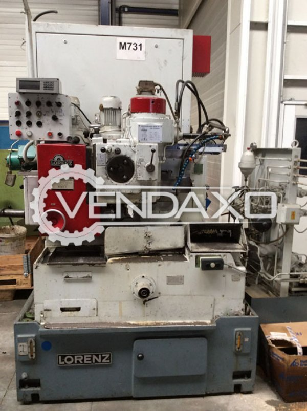 Lorenz SN-4 Gear Shaper Machine