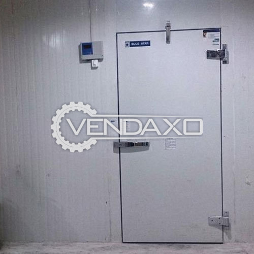 Blue Star Walk in Freezer Room with Anti Cold Room for Ice Cream - 15000 BTUH/Hr x 3 Nos
