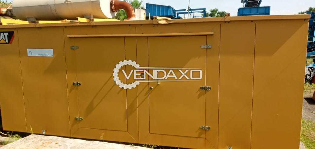 Caterpillar Diesel Generator - 500 Kva, 2018 Model