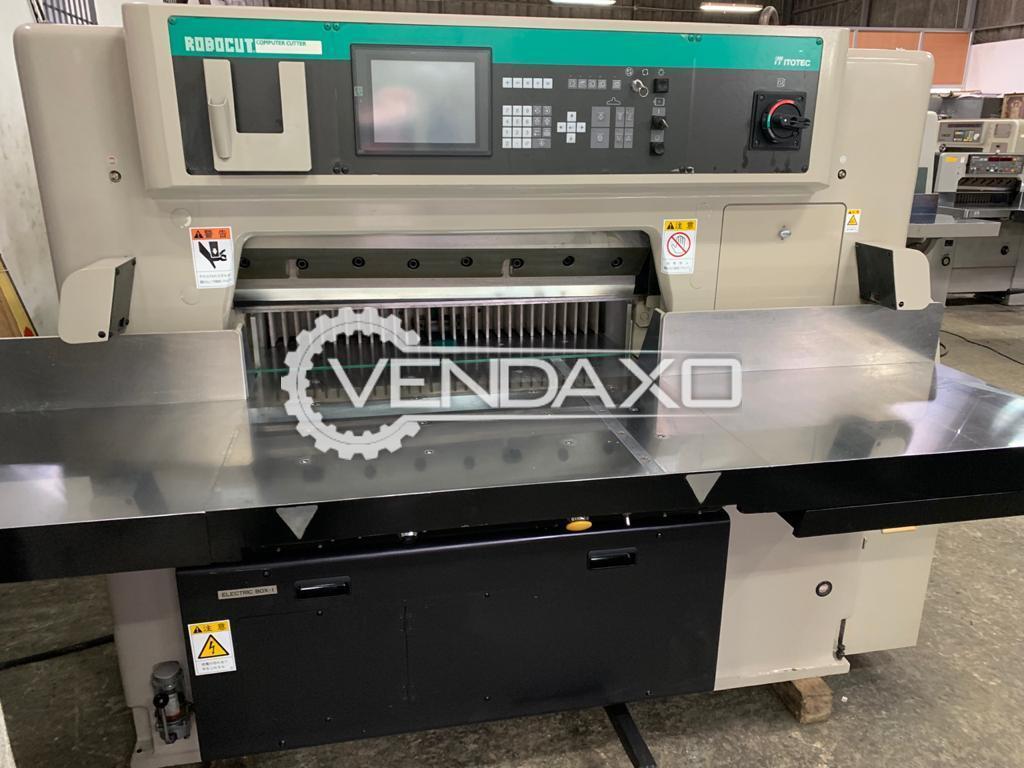 ITOH Robocut ERC-82 Paper Cutting Machine - 32 Inch, 2011 Model