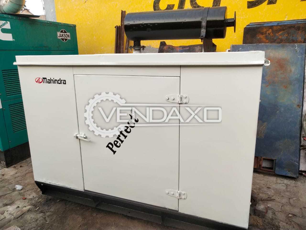 Mahindra Perfect Diesel Generator - 15 Kva, 2005 Model
