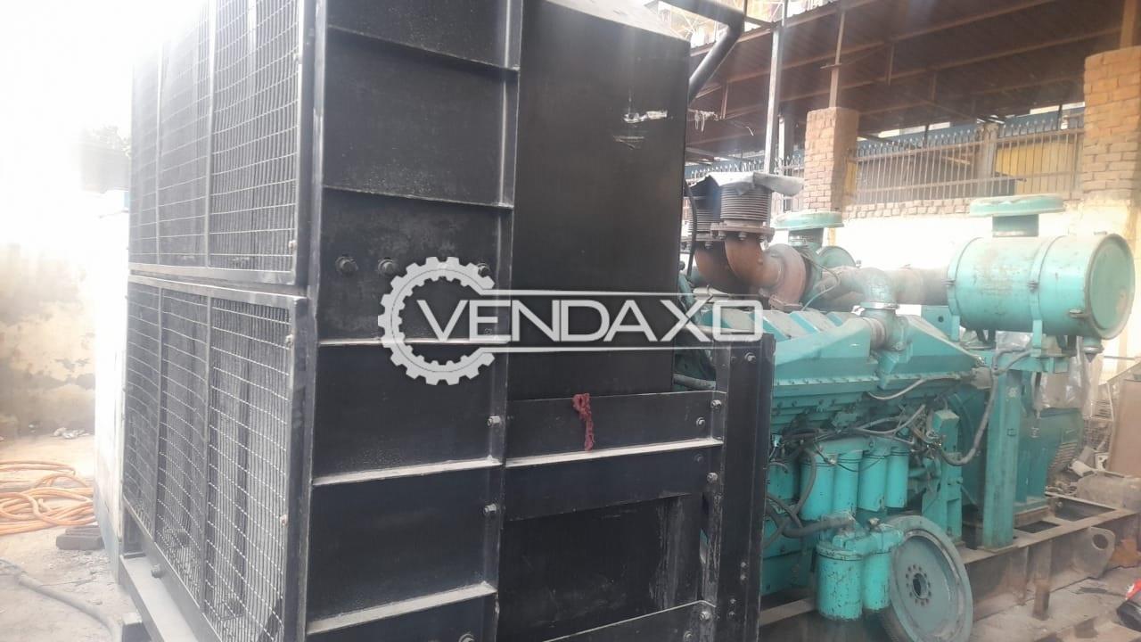 Cummins Diesel Generator - 1010 Kva, 2003 Model