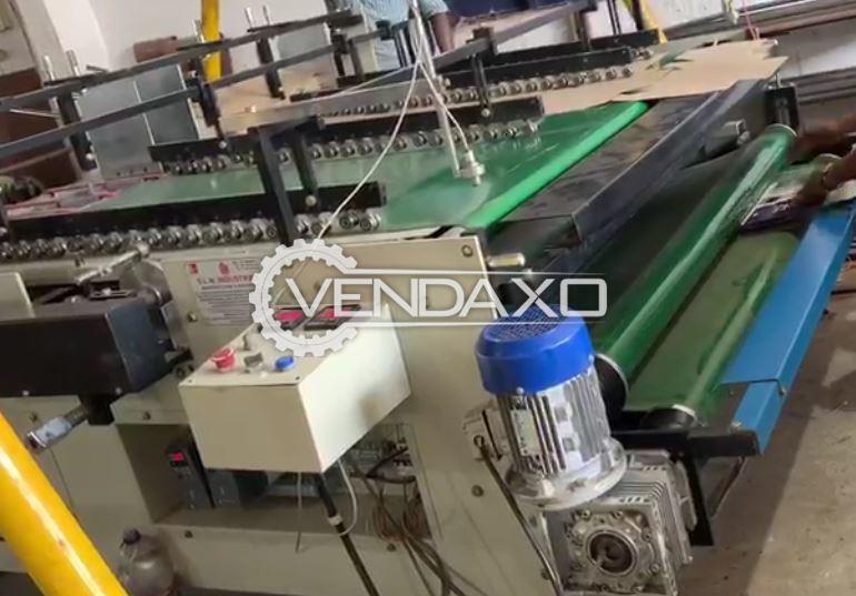 For Sale New Semi Automatic Thermal Laminator Machine - 72 Inch, 2021 Model
