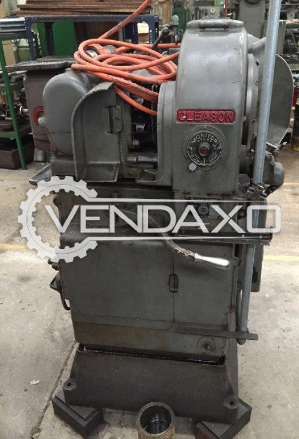 Gleason 3 Straight Bevel Gear Generator