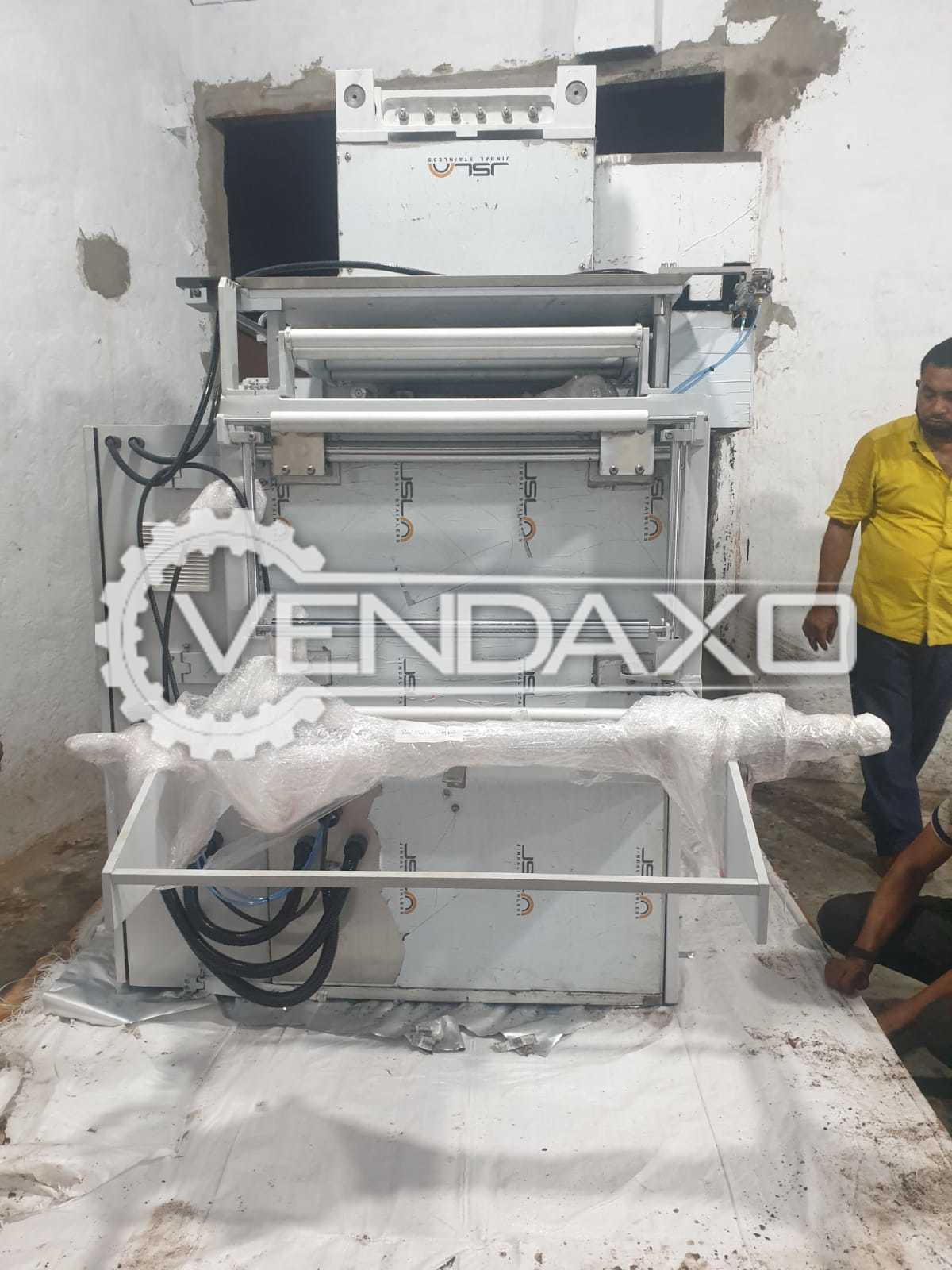 For Sale Used Multitrack Liquid Filling Machine - 2 to 10 ML, 2020 Model