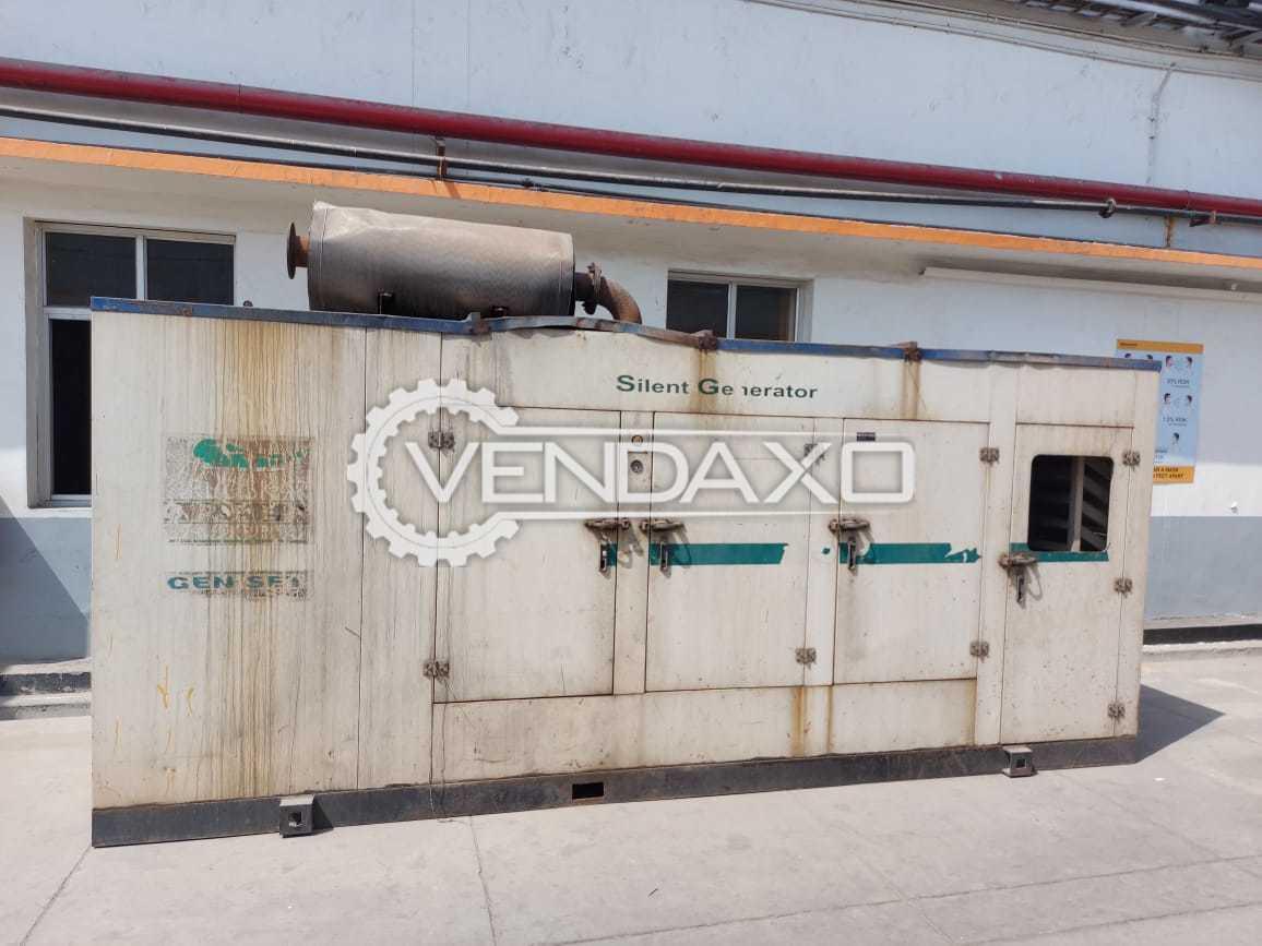 Kirloskar Silent Diesel Generator - 320 Kva