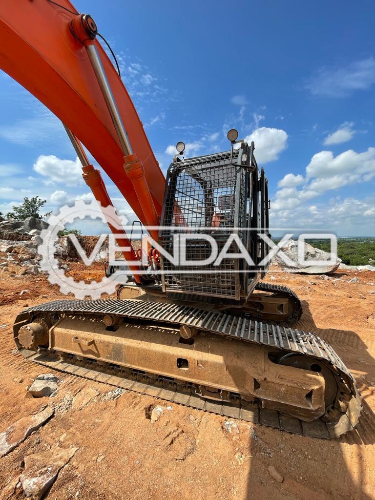 2 Set of Tata Hitachi EX200LC Super Hydraulic Excavator - Power - 131 HP, 2017 Model