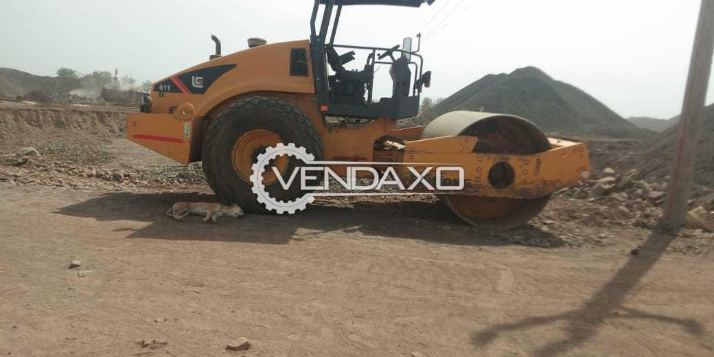Liugong CLG611 Soil Compactor - 11 Ton, 2018 Model