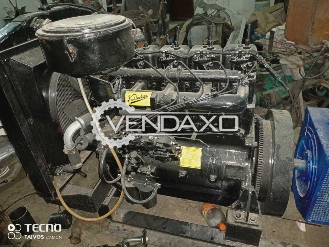 Kirloskar RB44 Diesel Generator Engine - 40 Kva