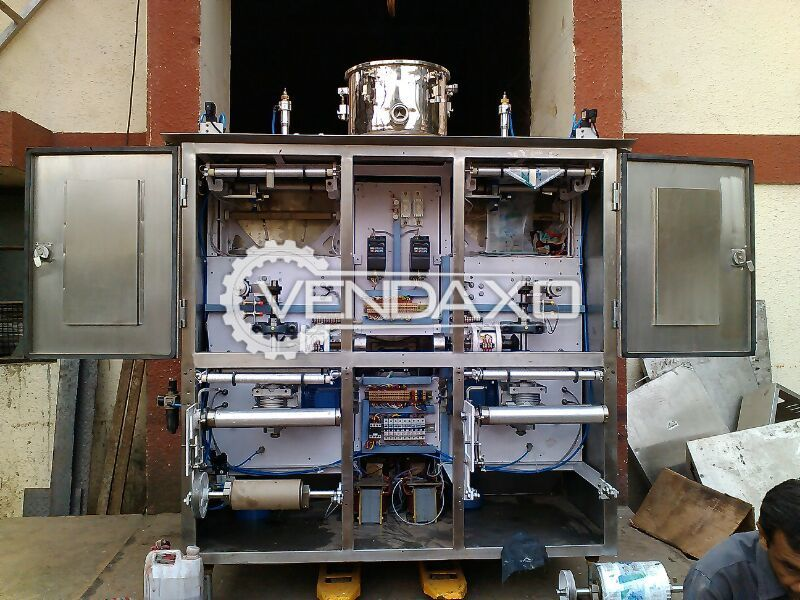 Sujata ECO2M Pouch Filling & Packing Machine - 4200 Pouch Per Hour, 2013 Model