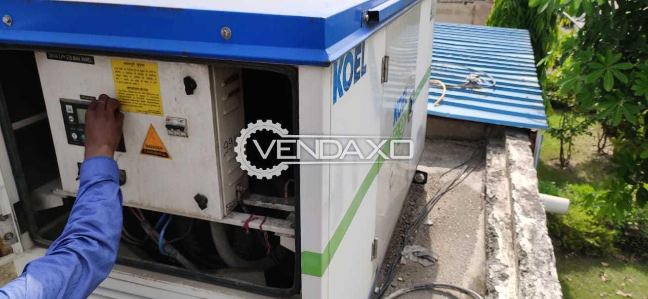 Kirloskar 2R Diesel Generator - 20 Kva, 2015 Model