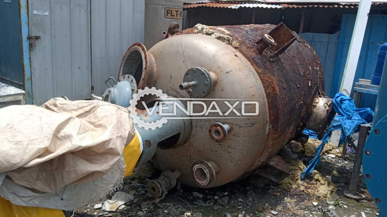 For Sale Used Reactor - 4 KL