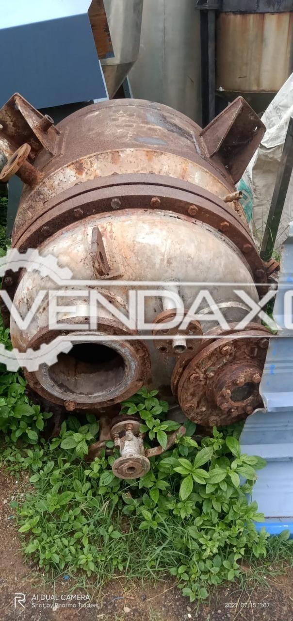 For Sale Used Hydrogen Vessel - 650 Liter