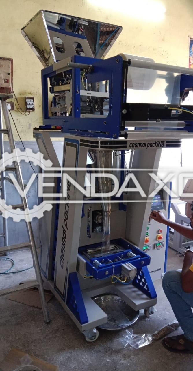 Chennai Packing Automatic Chute Type Weigher Machine - 50 to 250 Gram, 2021 Model