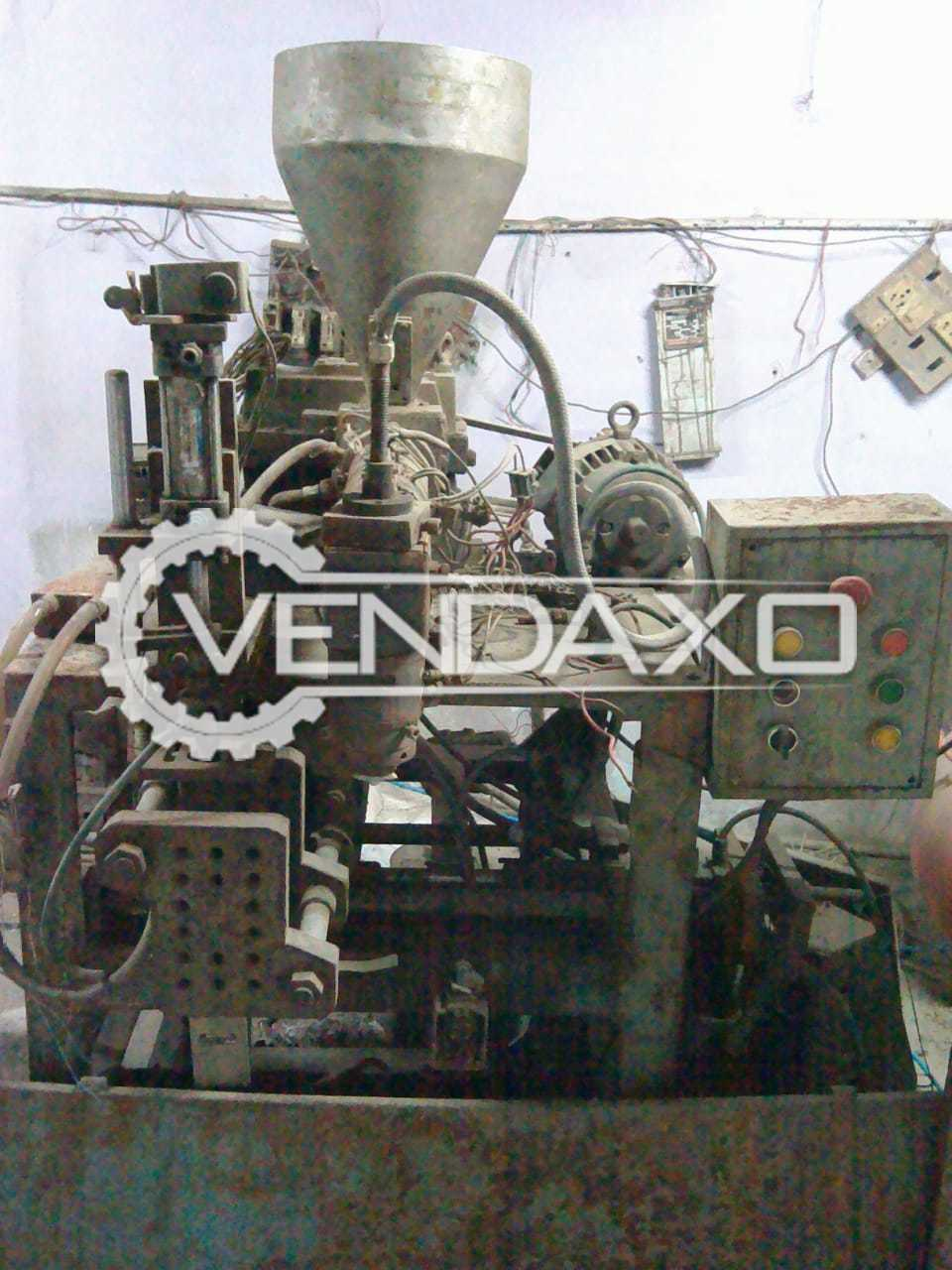 For Sale Used Blow Moulding Machine - 200 ML