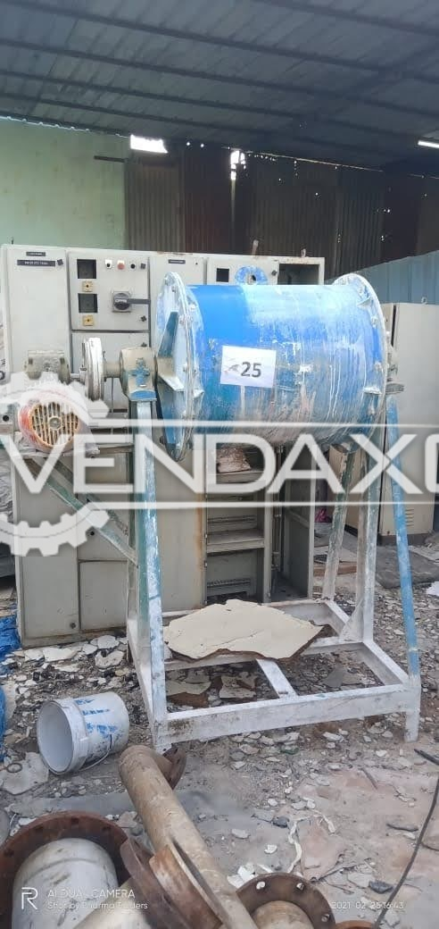 For Sale Used Ball Mill Ceramic Coated - 50 KG, 2016 Model