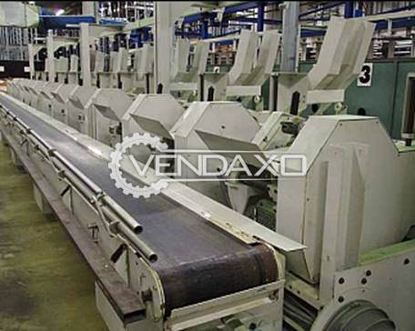 Gilbos Automatic Winder Machine