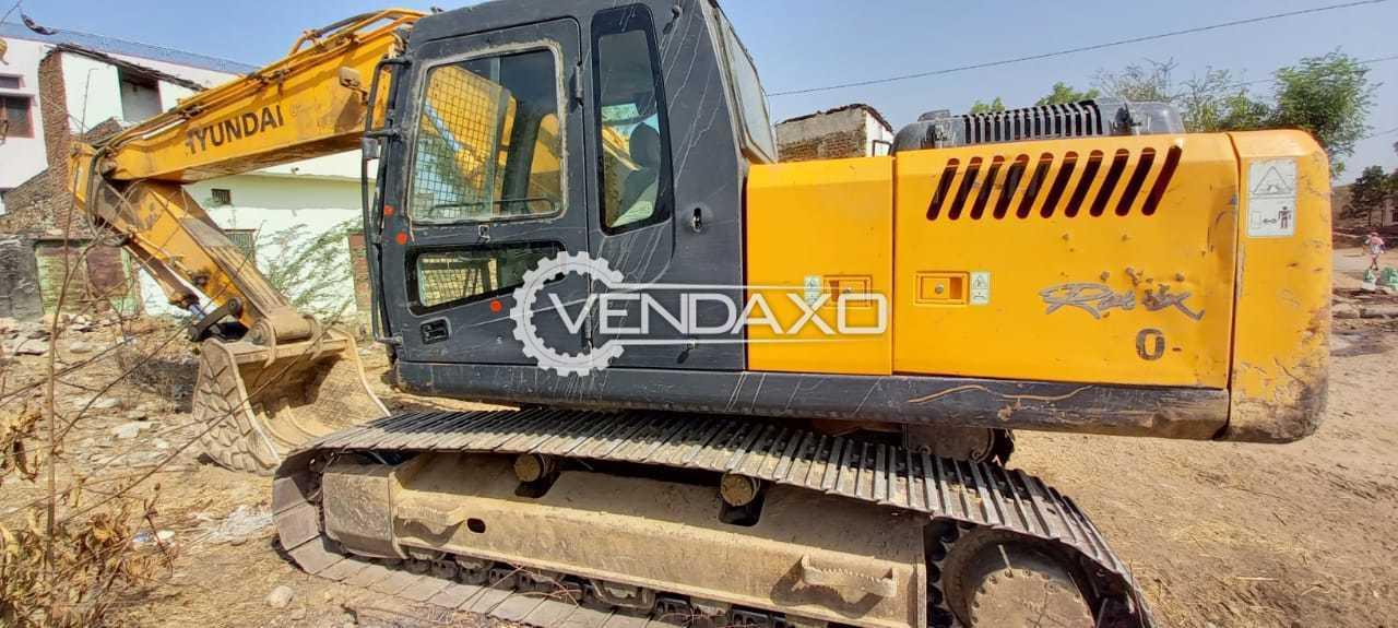 Hyundai 210 Smart Plus Excavators - Power - 140 HP