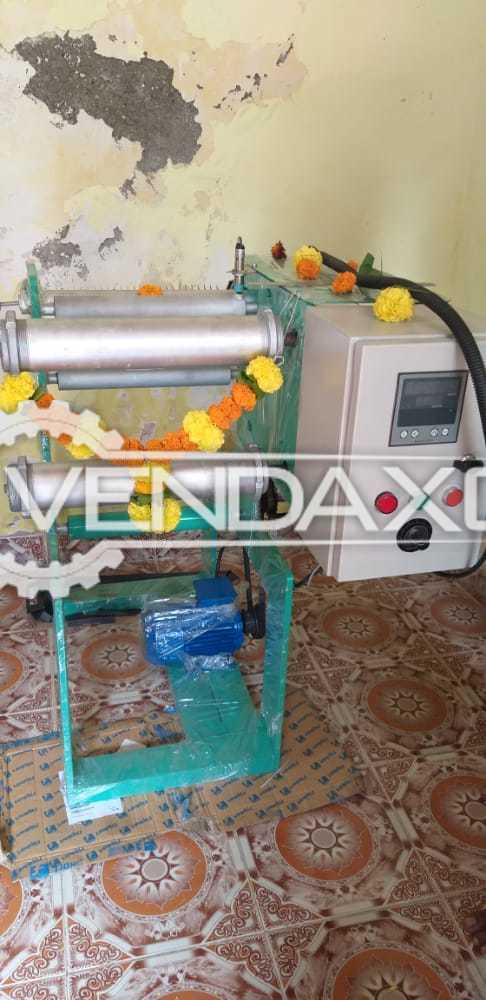 Bop Tape Making Machine - 800 mm, With Core Cutting Machine
