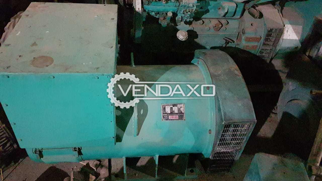Cummins N14 Diesel Generator Alternator - 380 Kva, 2002 Model
