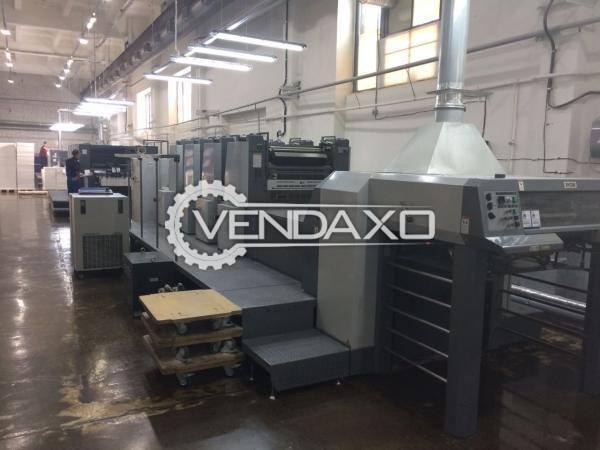 Ryobi 684 Printing Machine