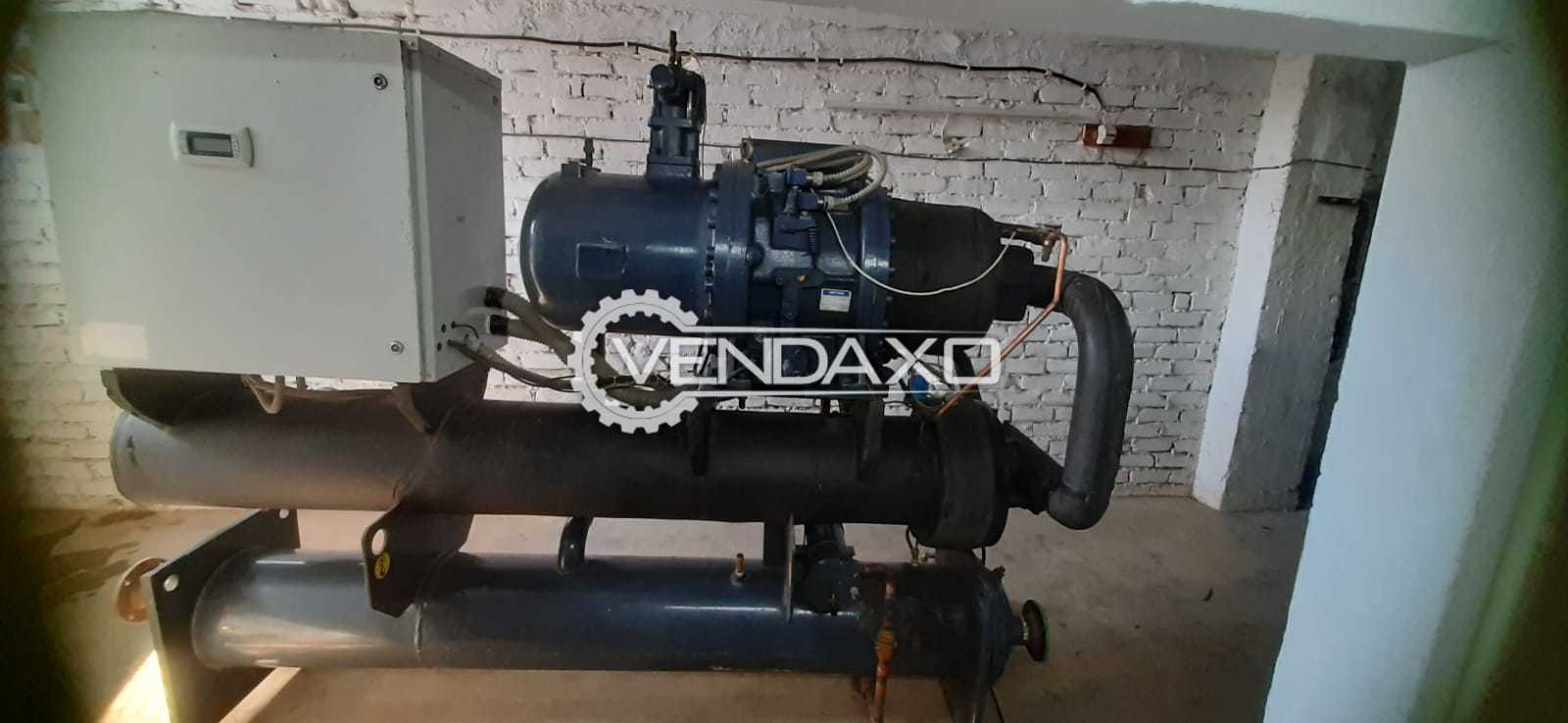 Blue Star LCVX1-070 OLC Water Cooled Chiller - 60 TR, 2011 Model