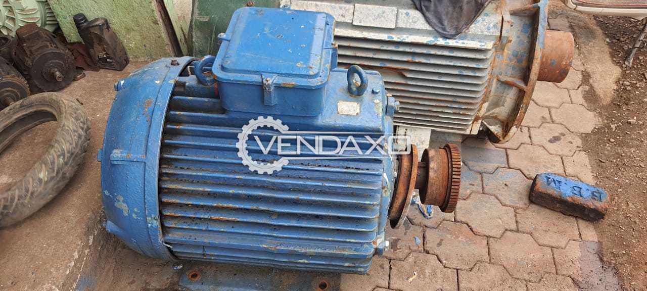For Sale Used Indian Make Motor - 125 HP, 2005 Model