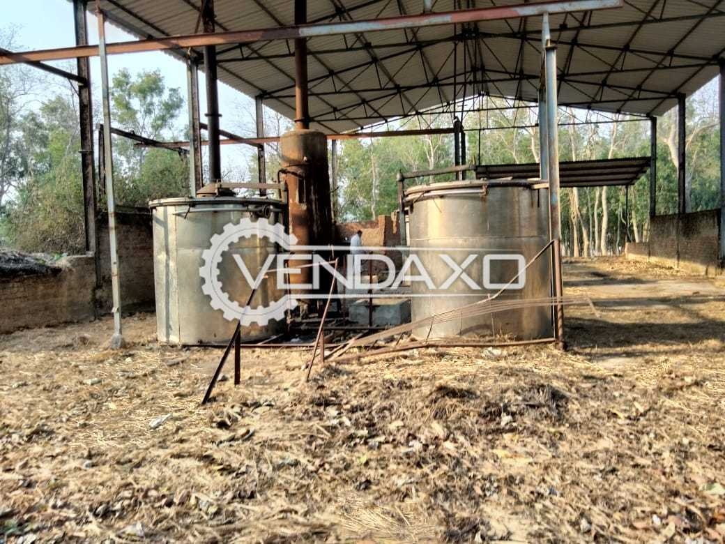 For Sale Used Hydro SS Distillation Plant - 2 Ton, 2016 Model