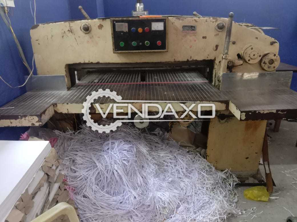 For Sale Used Paper Cutting Machine - 42 Inch, 1990 Model