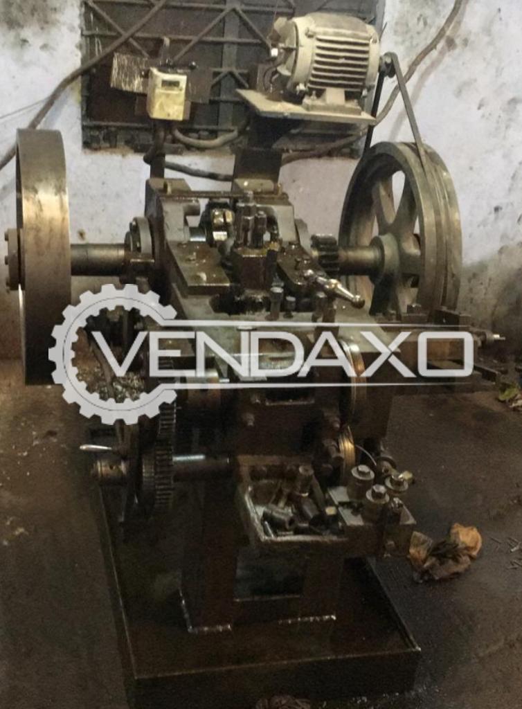 Kalsi Machine Tools Automatic Screw Heading Machine - M4 x 38 mm