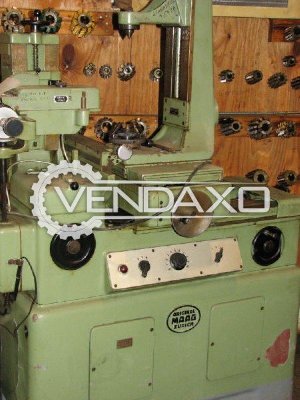 Maag PH60 Gear Tester Machine