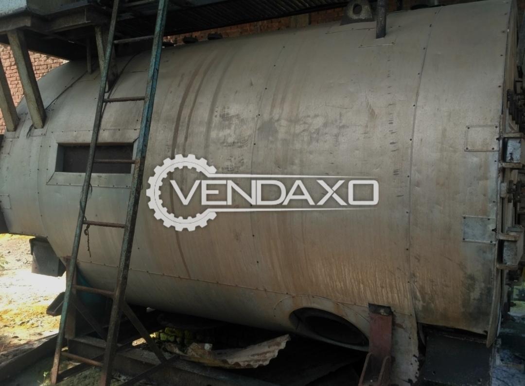 Walia Engineering WEA-328 Industrial Tube Boiler - 1 TPH, 2006 Model