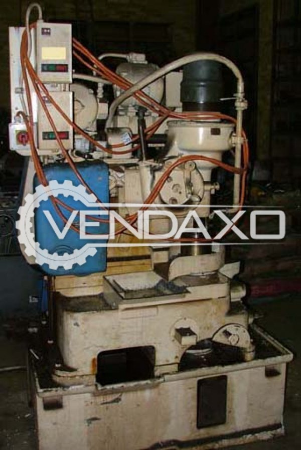 Fellows 200 Gear Shaper Machine
