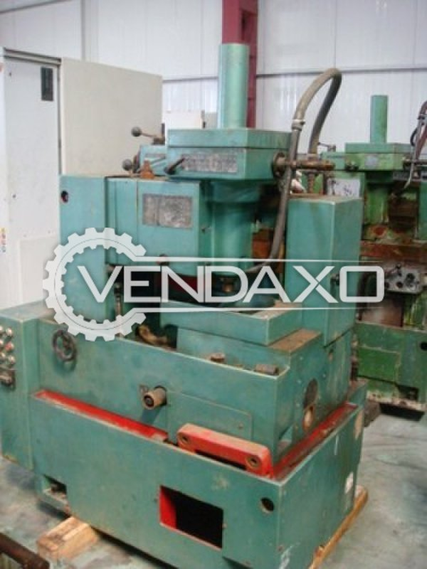 TOS OHO-20 Gear Shaper Machine