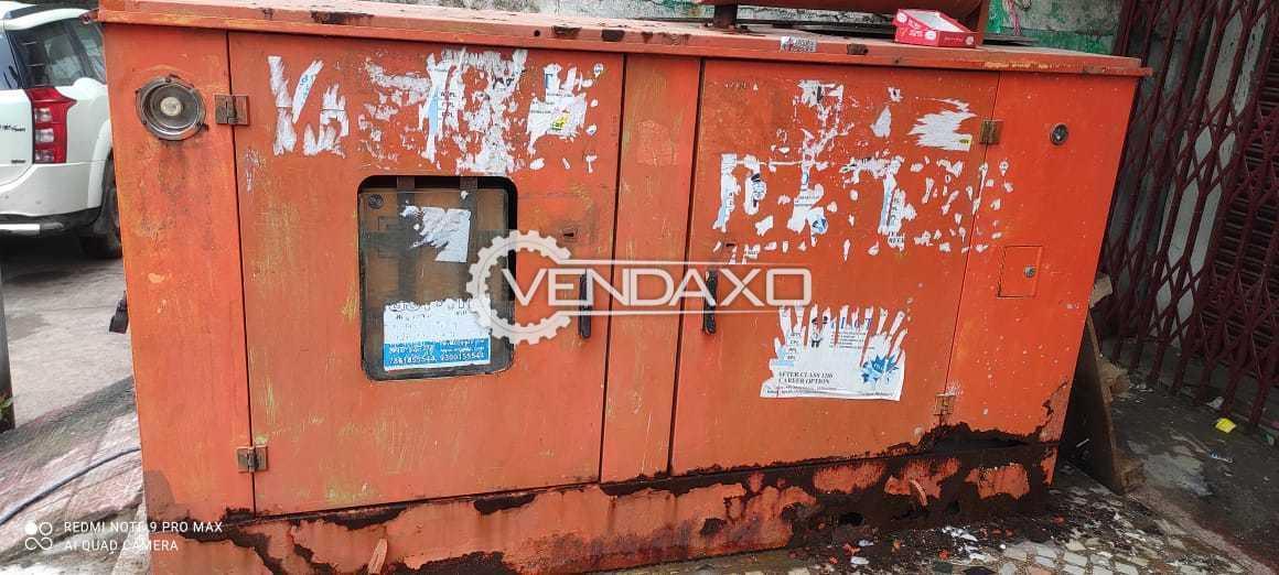 Mahindra & Mahindra 4375GM Diesel Generator Engine - 30 Kva, 2008 Model