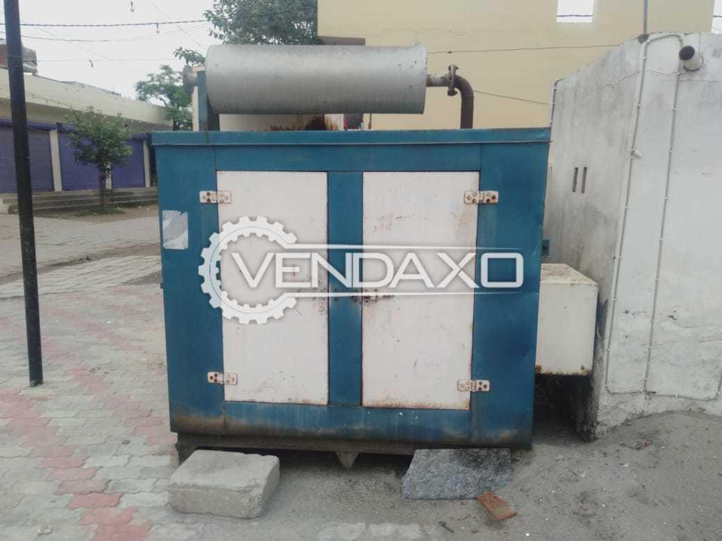 Indian Make Diesel Generator - 15 Kva