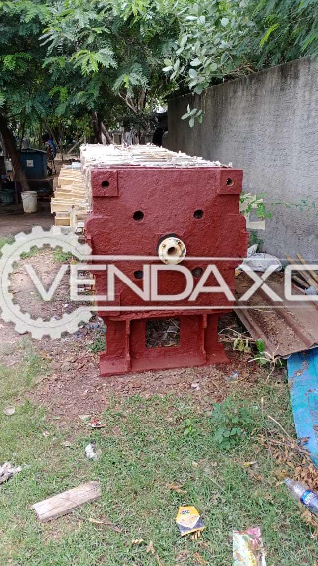 Hydraulic Filter Press - 36 Inch