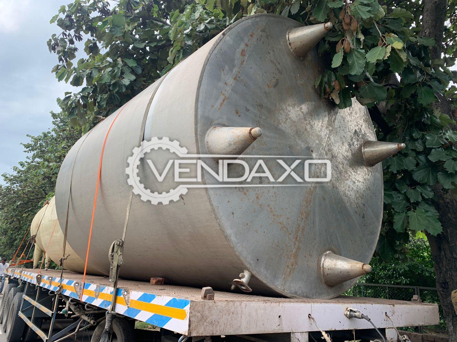 SS 304 Storage Tank - 20000 Liter