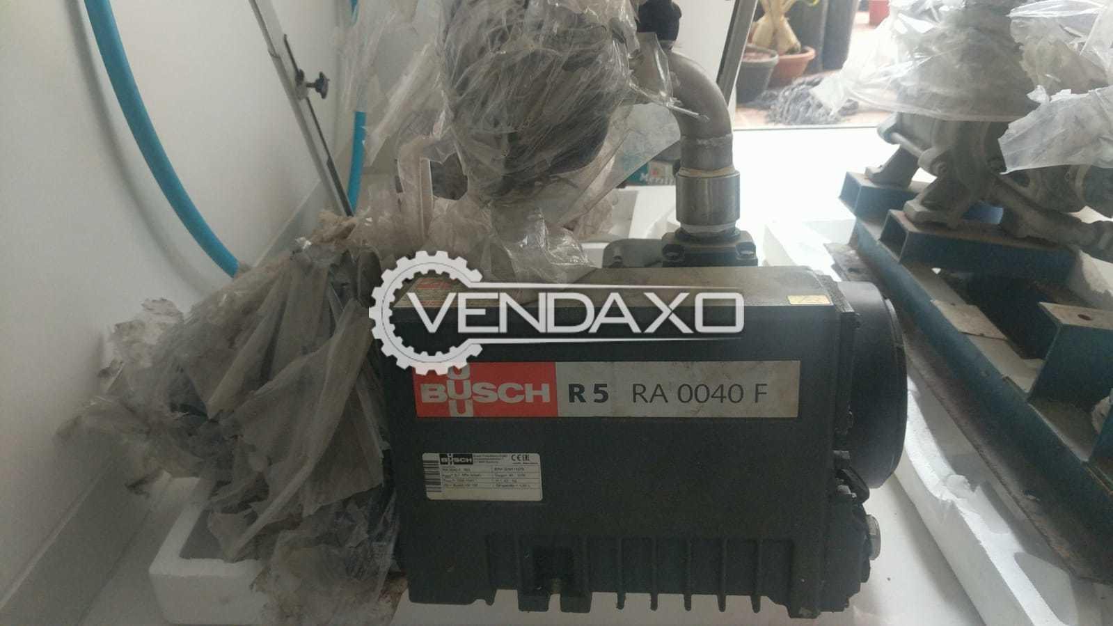 Busch RA0040 Vacuum Pump - 2019 Model
