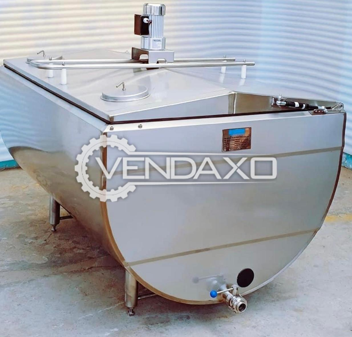 Bulk Milk Cooler (BMC) - 100 Liter