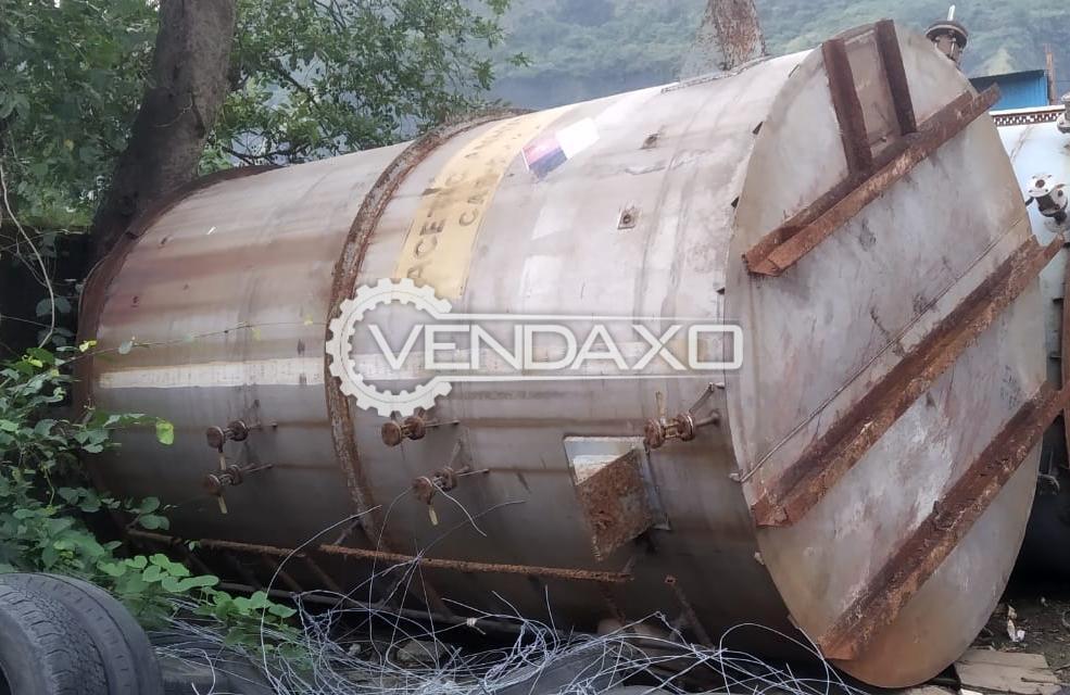SS 304 Storage Tank - 35 KL