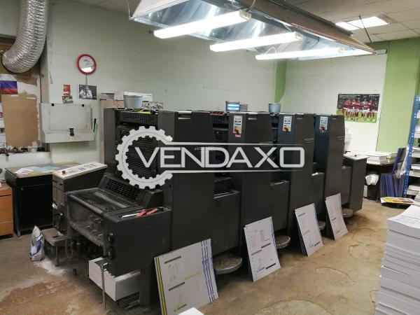 Heidelberg SM 52-4 Offset Printing Machine