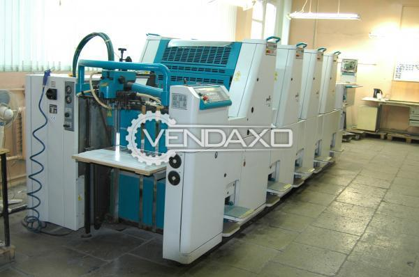 Polly Performer-466 Offset Printing Machine