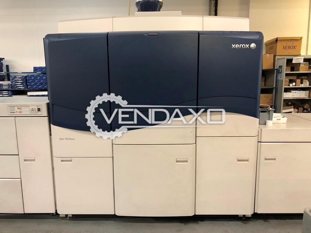 Xerox IGEN 150-XXL Digital Printing Press - 660 x 360 mm, 2015 Model