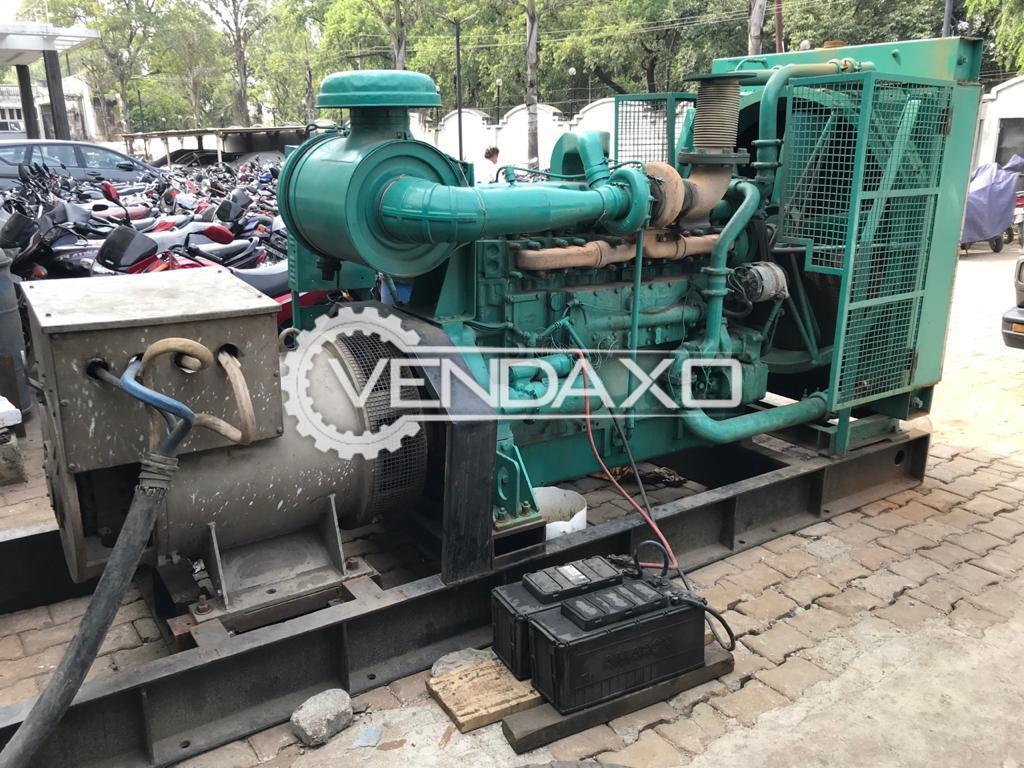 Leroy Somer Diesel Generator Engine - 320 Kva
