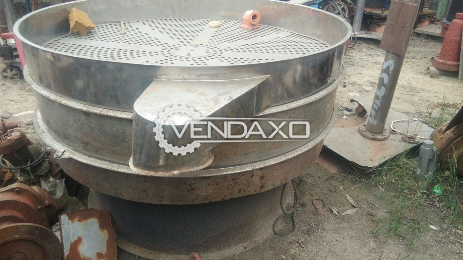 Indian Make Sifter Machine - 60 Inch