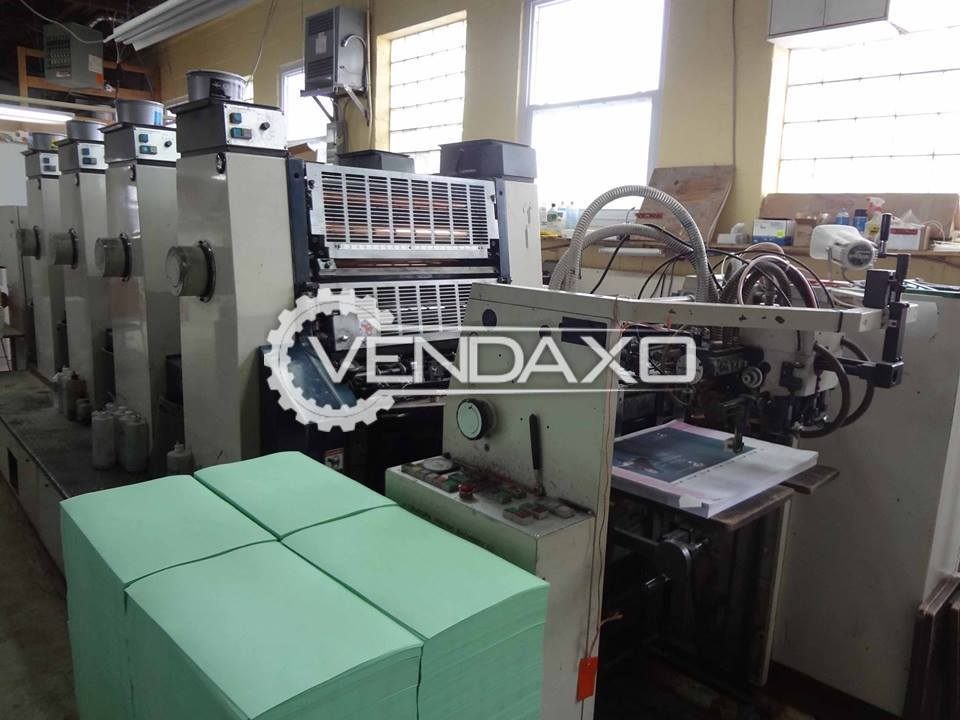 Komori L-426 Offset Printing Machine