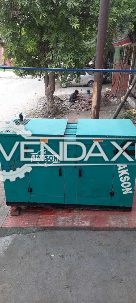Jakson Diesel Generator - 15 Kva, 2004 Model