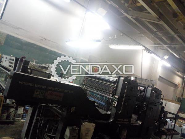 Heidelberg SORS Offset Printing Machine