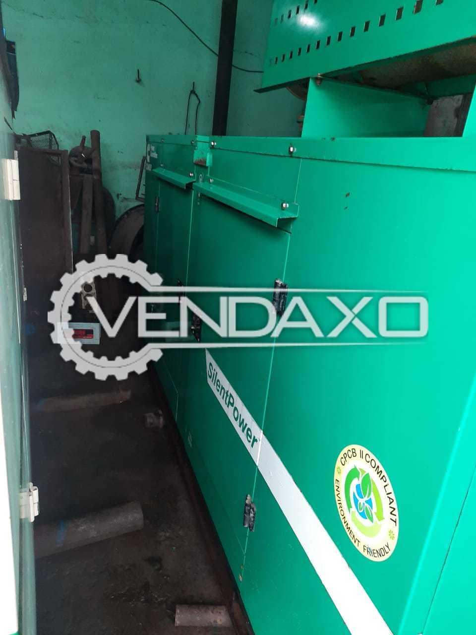 Cummins Sudhir Diesel Generator - 40 Kva, 2016 Model